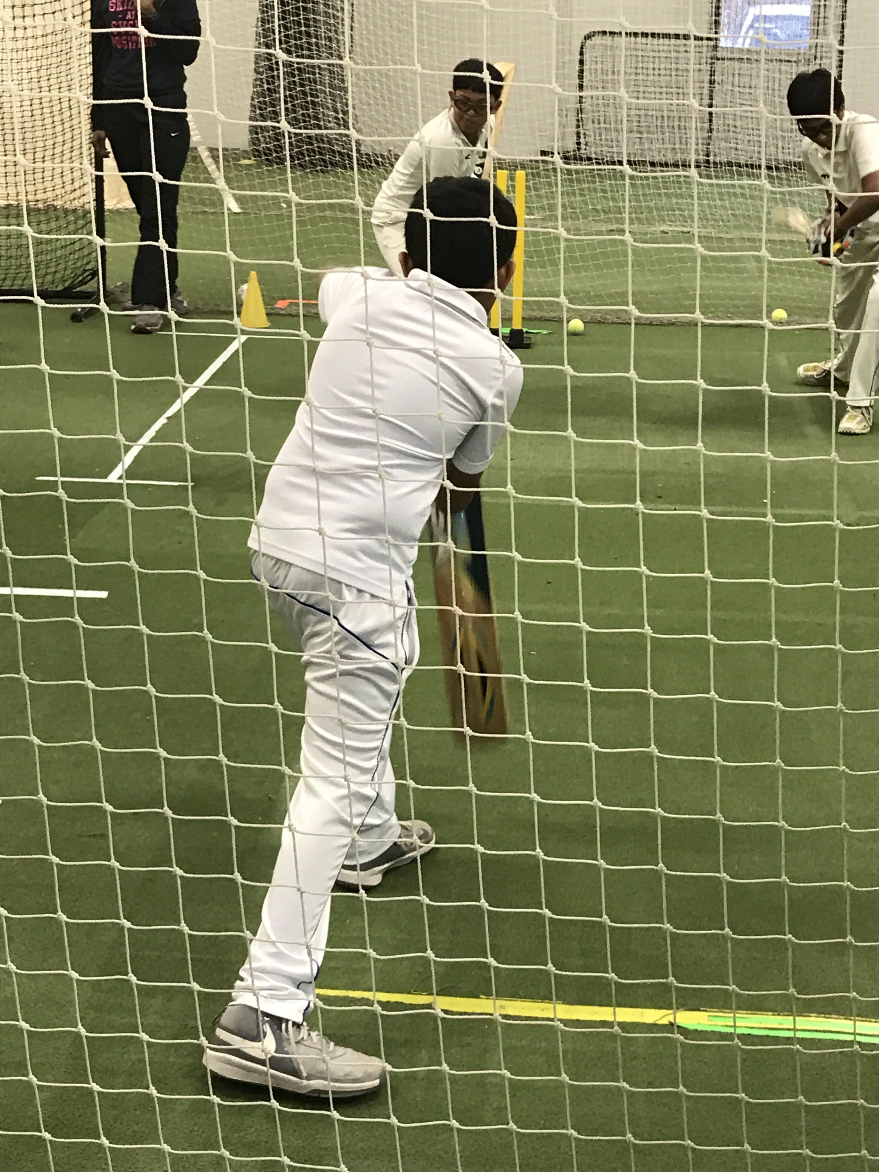Net practice